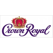 Crown Royal 2.5' x 6' Vinyl Business Banner