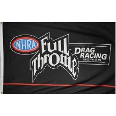NHRA Full Throttle 3'x 5' Flag