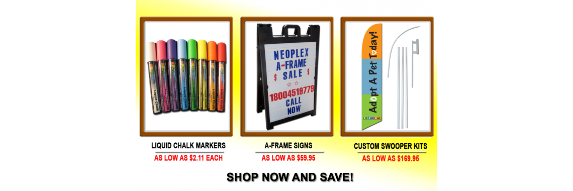 Check out our huge selection of signs!
