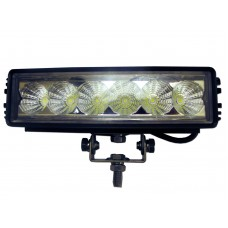 Single Row 18 watt/1350 Lumen LED Light Bar