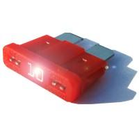10 Pack-Intelligent 10 amp ATP Knife Blade Fuse