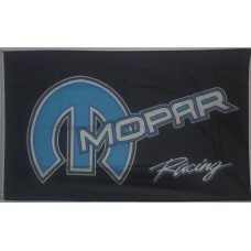 Mopar Blue 3'x 5' Flag