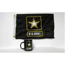 Army Star of One Coffee Mug