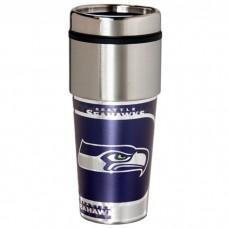 Seattle Seahawks Stainless Steel Tumbler Mug