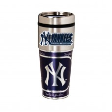 New York Yankees Baseball Stainless Steel Tumbler Mug