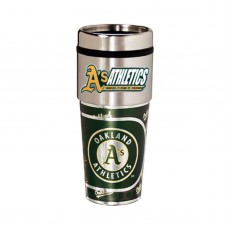 Oakland Athletics Stainless Steel Tumbler Mug