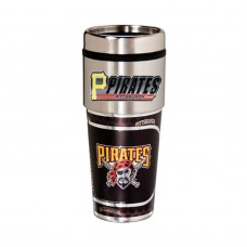 Pittsburgh Pirates Stainless Steel Tumbler Mug