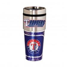Texas Rangers Stainless Steel Tumbler Mug