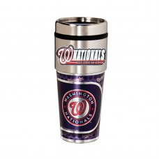 Washington Nationals Stainless Steel Tumbler Mug