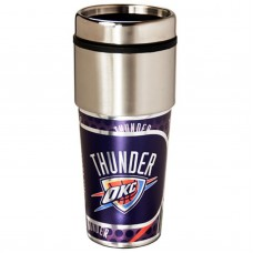Oklahoma City Thunders Stainless Steel Tumbler Mug