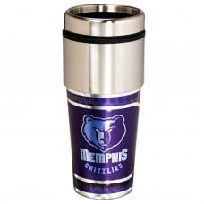 Memphis Grizzlies Stainless Steel Tumbler Mug