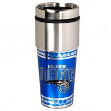 Orlando Magic Stainless Steel Tumbler Mug