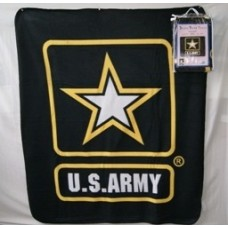 United States Army Polar Fleece Throw/Blanket