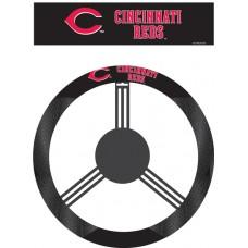 Cincinnati Reds Steering Wheel Cover