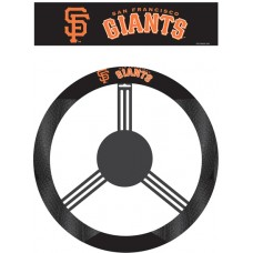 San Francisco Giants Steering Wheel Cover