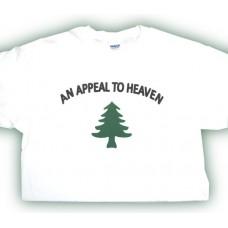 Heavy Duty Appeal To Heaven T Shirt