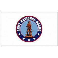 United States Army National Guard 3'x 5' Flag