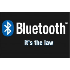 Bluetooth Hands Free 2' x 3' Vinyl Business Banner