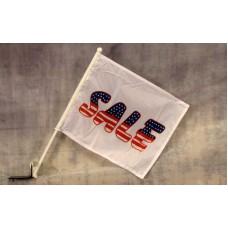 Sale USA Car Window Flag