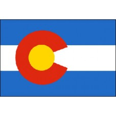 Colorado 3'x 5' State Flag