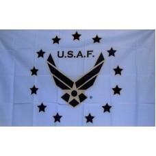 Air Force New Sky Blue 3'x 5' Economy Flag