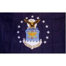 Air Force Standard Blue 3'x 5' Economy Flag