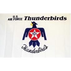 Air Force Thunderbird 3'x 5' Economy Flag