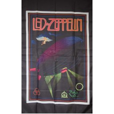 Led Zeppelin Magic Novelty Music 3'x 5' Flag