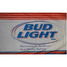 Bud Light Beer Premium 3'x 5' Flag