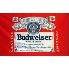 Budweiser Beer Premium 3'x 5' Flag