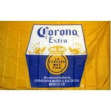Corona Cerveza Mas Fina Beer Premium 3'x 5' Flag