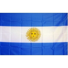 Argentina 3'x 5' Country Flag