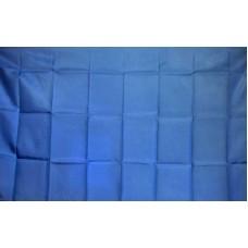 Solid Light Blue 3'x 5' Flag