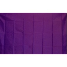 Solid Purple 3'x 5' Flag