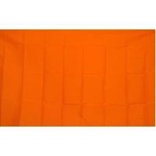 Solid Orange 3'x 5' Flag