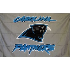 Carolina Panthers 3'x 5' NFL Flag