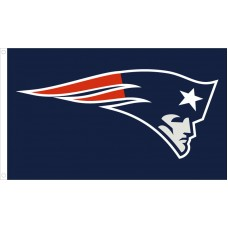 New England Patriots 3'x 5' NFL Flag