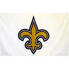 New Orleans Saints 3'x 5' NFL Flag