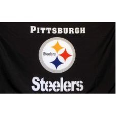 Pittsburgh Steelers 3'x 5' NFL Flag