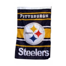 Pittsburgh Steelers Outside House Banner