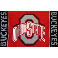 Ohio State Buckeyes 3'x 5' Flag