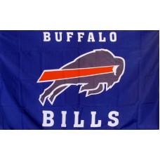 Buffalo Bills 3'x 5' NFL Flag