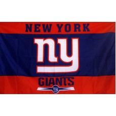 New York Giants 3'x 5' NFL Flag