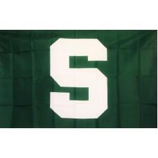Michigan State Spartans 3'x 5' Flag