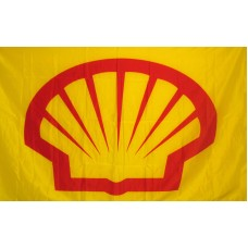 Shell Oil 3'x 5' Flag