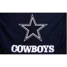 Dallas Cowboys 3'x 5' NFL Flag