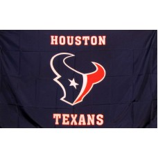 Houston Texans 3'x 5' NFL Flag