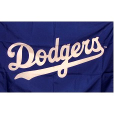 Los Angeles Dodgers 2' x 3' Baseball Flag