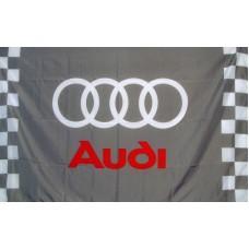 Audi Checkered Automotive 3' x 5' Flag