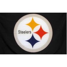 Pittsburgh Steelers 3' x 5' Logo Flag